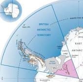 Tên Nữ hoàng Anh được đặt cho vùng đất ở Nam Cực