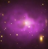 Những hố đen lớn nhất vũ trụ