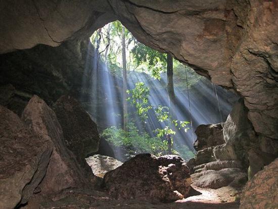 Donald Slater, một nhà khảo cổ của Hiệp hội Địa lý Quốc gia Mỹ, cùng các đồng nghiệp khám phá một hang mà người Maya từng cư trú ở bang Yucatan, Mexico. Hang này nằm giữa khu phế tích trong rừng của nền văn minh Maya.