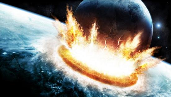 Một thiên thạch tối có thể va vào trái đất và gây nên nạn đói trên khắp hành tinh.