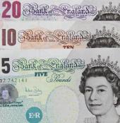 Anh sẽ dùng tiền polymer thay tiền giấy