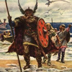 Chuột nhà - Bạn đồng hành đặc biệt của người Viking