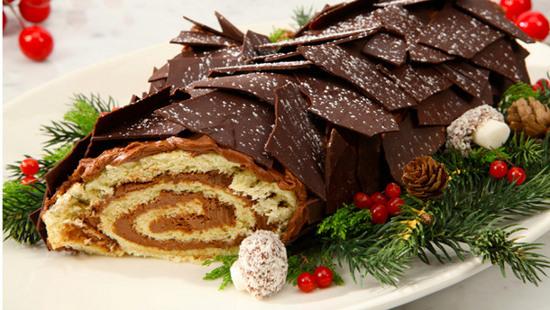 Bánh Buche Noel