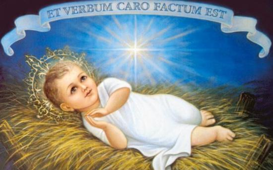 Giáng sinh là ngày lễ kỷ niệm Chúa Jesus sinh ra đời.