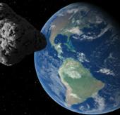 """NASA muốn """"bắt"""" thiên thạch để làm trạm vũ trụ"""