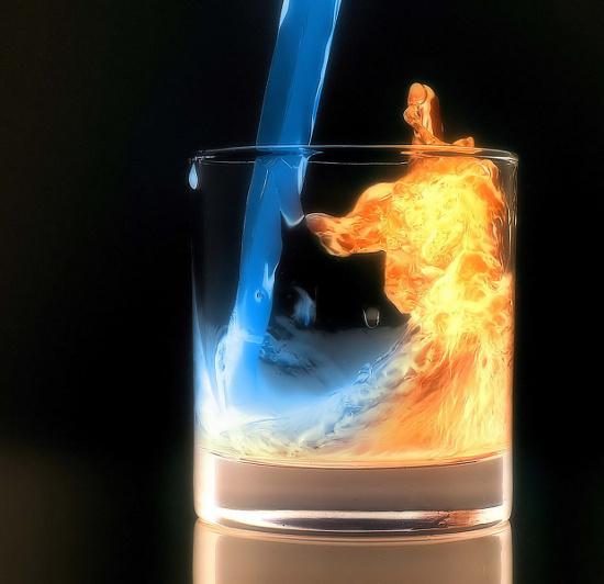 Nước và lửa