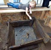 Phát hiện giếng cổ nhất châu Âu