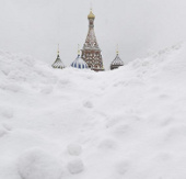 Nga: 123 người đã chết vì giá rét