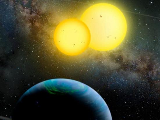 Hệ sao đôi có thể tồn tại sự sống