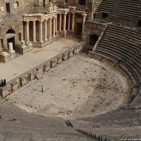 Phát hiện nhà hát La Mã cổ khổng lồ tại Anh