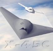 Thế hệ đàn anh của cơn ác mộng X-47B