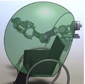 Cánh tay robot hỗ trợ người tàn tật