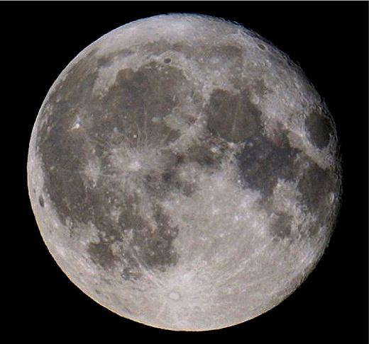 Trong một số năm con người sẽ chứng kiến trăng tròn tới 14 lần.