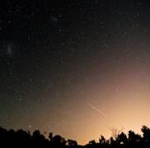 Ngắm hàng nghìn vệt sao lung linh trên bầu trời