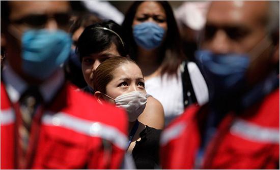 Dịch cúm A H1N1 đang xuất hiện ở nhiều khu vực trên thế giới.