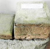 Phát hiện tấm bia đá cổ nhất Việt Nam