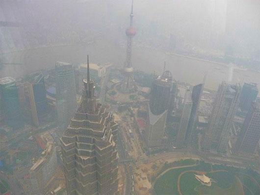 Báo động ô nhiễm không khí nghiêm trọng tại Trung Quốc