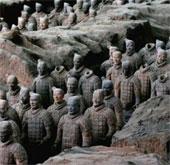 Vũ khí chết chóc của binh đoàn đất nung lăng mộ Tần Thủy Hoàng