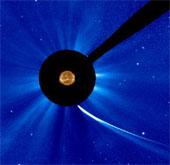 Sao chổi ISON chỉ còn lại bụi