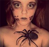Hội chứng sợ nhện có khả năng di truyền