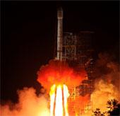 Mảnh vỡ tên lửa phóng tàu đổ bộ mặt trăng rơi trúng nhà dân