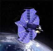 Pin quang điện Origami dùng trong không gian