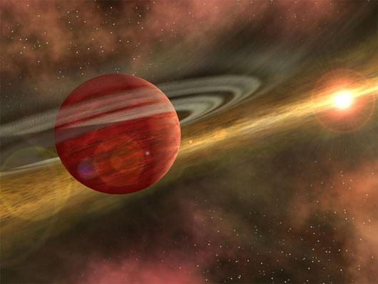 Phát hiện hành tinh lạ