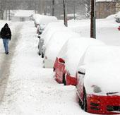 Nhiều bang tại Mỹ bị ảnh hưởng nghiêm trọng bởi bão tuyết