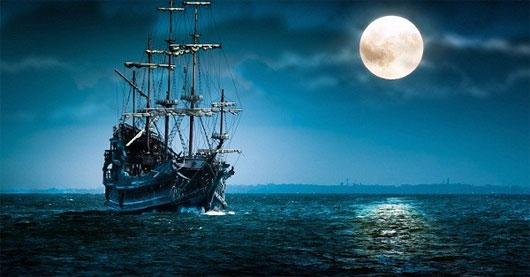 Con tàu mất tích bí ẩn