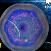 Video: Phát hiện vật thể kỳ lạ trên sao Thổ