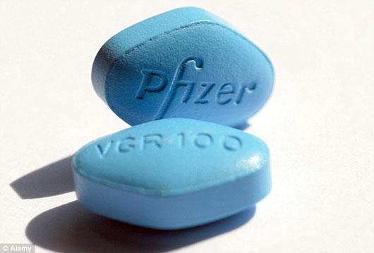 """Viagra giúp phụ nữ giảm đau ngày """"đèn đỏ"""""""
