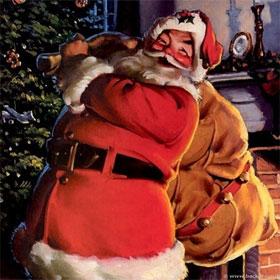 """Choáng váng với khối lượng công việc """"khủng khiếp"""" của ông già Noel"""