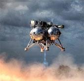 NASA trình diễn tàu đổ bộ mặt trăng Morpheus