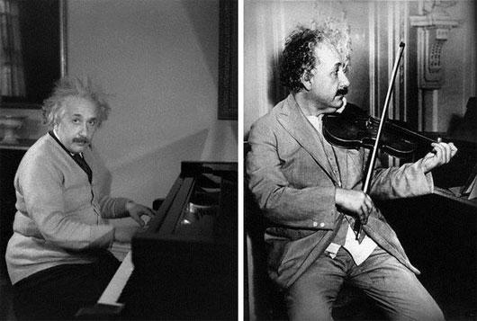 "Thiên tài Einstein - ""Con sói cô độc"""