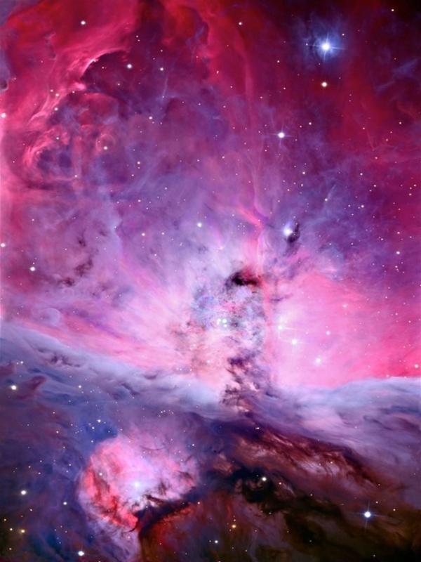 Những bức ảnh đẹp nhất chụp từ không gian