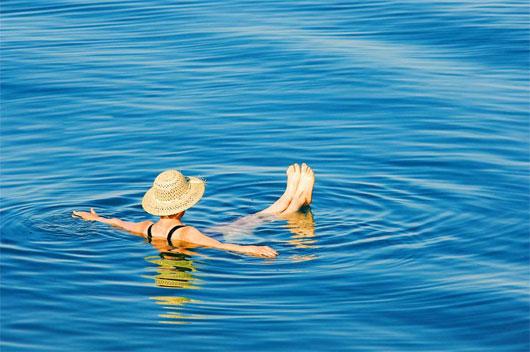 Biển Đỏ cứu biển Chết