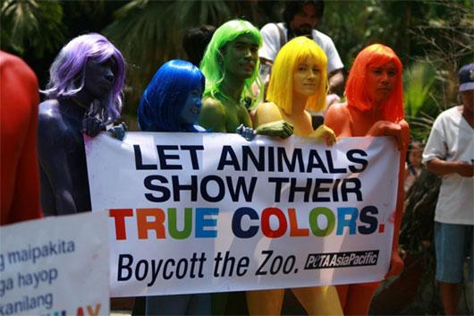 Những sự thật bất ngờ về vườn thú