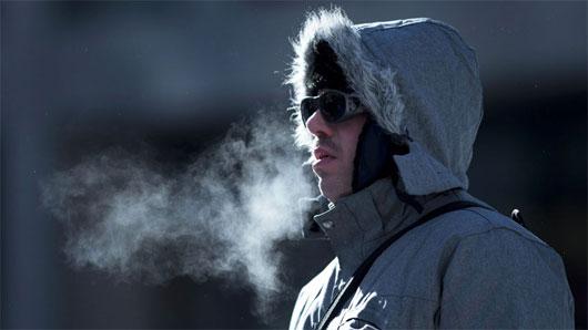 Tại sao mùa đông lạnh hơn trong khi Trái đất nóng lên?
