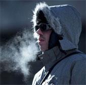 Tại sao trời lạnh chúng ta thở ra khói?