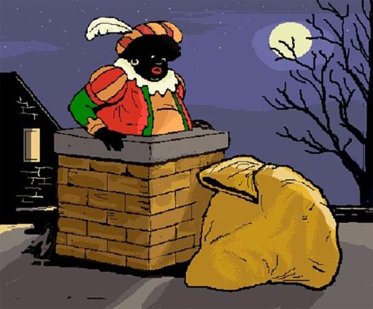 Zwarte Piet hoặc còn gọi là Peter đen là người phụ tá của ông già Noel trong các câu chuyện kể ở Hà Lan. Mặc dù không phải là quái vật nhưng ông là người sẽ trừng phạt những ai có thái độ xấu hay cư xử không tốt trong dịp lễ Giáng sinh.