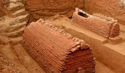 Phát hiện nhiều mộ táng có niên đại hơn 6.000 năm