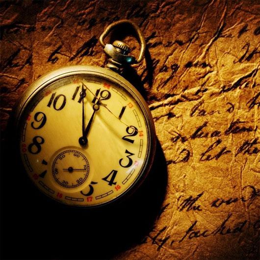 Vận tốc của thời gian