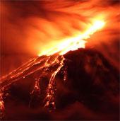 Video: Núi lửa lớn nhất châu Âu phun trào dữ dội