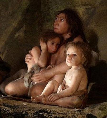 Giống người cổ đại nổi tiếng tuyệt chủng vì... loạn luân?