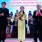 10 cá nhân nhận giải thưởng Quả cầu Vàng 2013