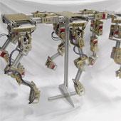 Video: Robot đua tài cứu hộ tại Mỹ