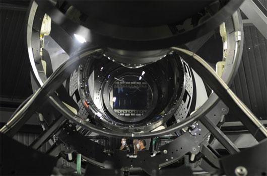 Kính thiên văn SST giám sát rác vũ trụ và vật thể lạ