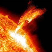 Thành lập trung tâm dự báo siêu bão mặt trời