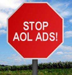 E-mail AOL có phí cũng bị chèn quảng cáo