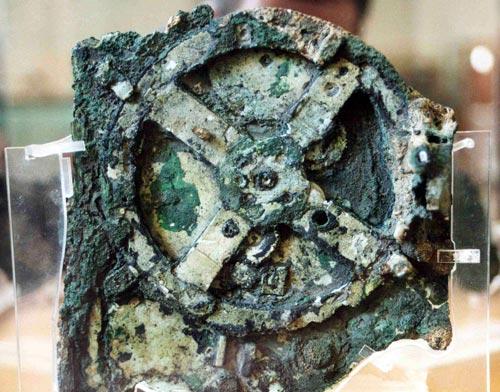 Máy tính cổ nhất thế giới thời La Mã
